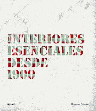 portada Interiores Esenciales Desde 1900