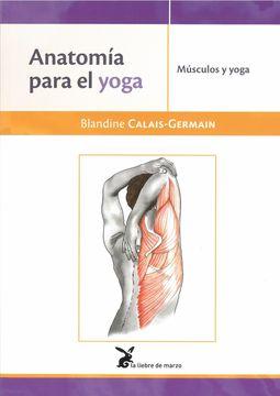 portada Anatomia Para el Yoga
