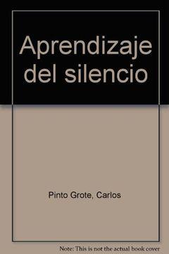 portada Aprendizaje del silencio (Poesía)