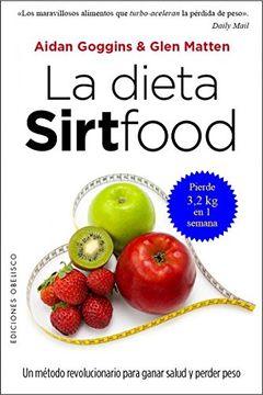 portada La Dieta Sirtfood