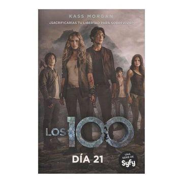 portada Los 100 dia 21 (libro en portuguese brazilian)