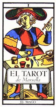 portada Cartas del Tarot de Marsella y Manual Explicativo