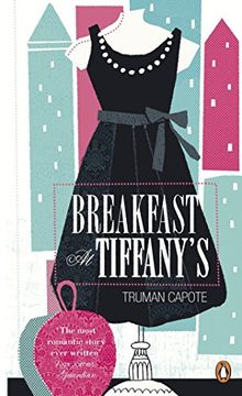 portada Breakfast at Tiffany's (libro en inglés)
