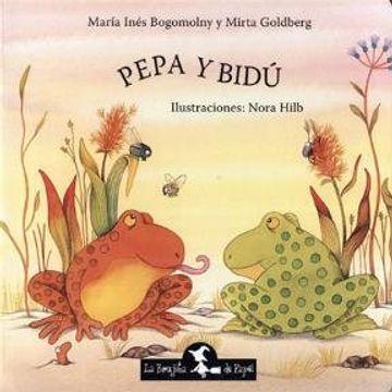 portada Pepa y Bidu Brujita Papel Cartone