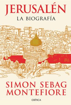 portada Jerusalén: La Biografía