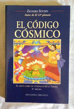 portada EL CODIGO COSMICO