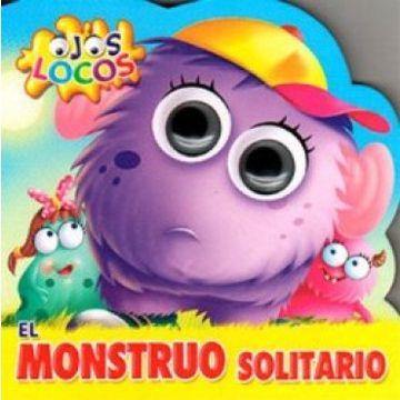 portada El Monstruo Solitario
