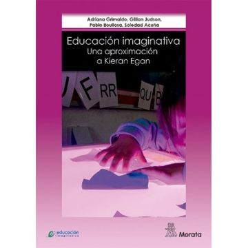 portada Educacion Imaginativa: Una Aproximacion A Kieran Egan
