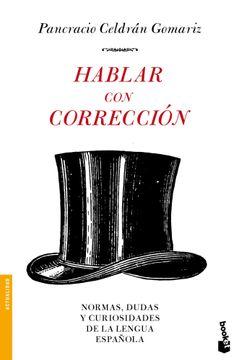 portada booket/hablar con correccion (diversos)