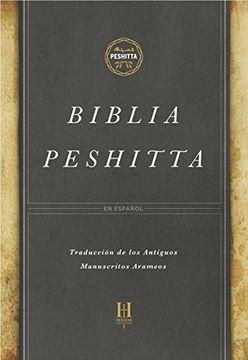 portada Biblia Peshitta, Tapa Dura: Revisada y Aumentada