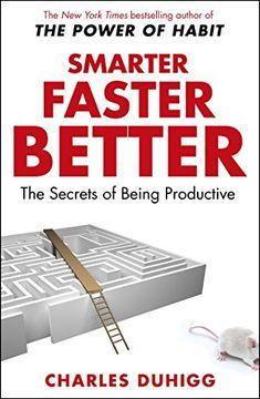 portada Smarter Faster Better