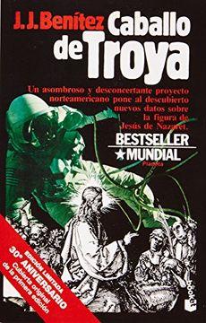 Libro Caballo de Troya 1, J. J. Benítez, ISBN