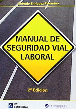 portada Manual de Seguridad Vial Laboral (Empresa)