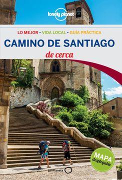 portada Camino de Santiago de Cerca