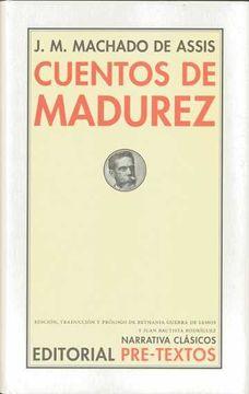 portada Cuentos de Madurez (Narrativa Clásicos)