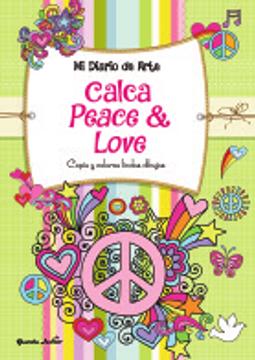 portada Calco Peace & Love