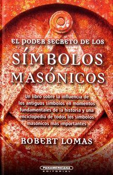 portada EL PODER SECRETO DE LOS SIMBOLOS MASONICOS