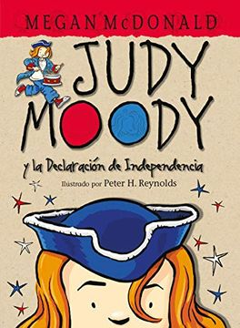 portada Judy Moody y la Declaracion de Independencia