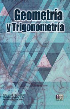 Libro Geometria y Trigonometria, Islas, ISBN 9786079443917