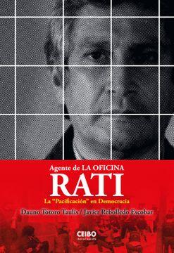 portada Rati, Agente de la Oficina. La 'Pacificación' en Democracia