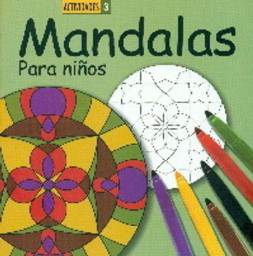 portada Mandalas para niños 3 (LIBROS INFANTILES)