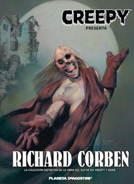 portada Creepy Presenta Richard Corben