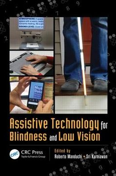 portada assistive technology for blindness and low vision