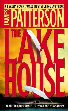 portada The Lake House (libro en Inglés)