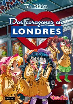 portada Dos Corazones en Londres
