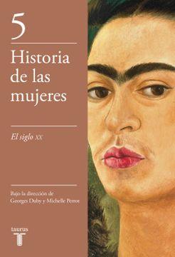 portada Historia de las Mujeres 5: El Siglo xx