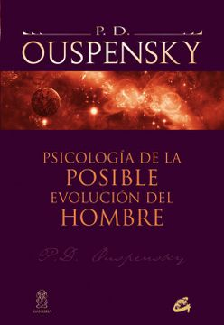 portada Psicologia de la Posible Evolucion del Hombre
