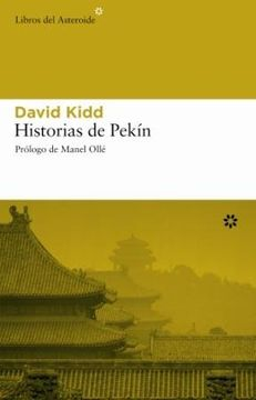 portada Historias de Pekín