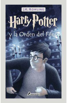 portada Harry Potter y la Orden del Fénix