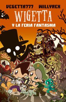 portada Wigetta y la Feria Fantasma