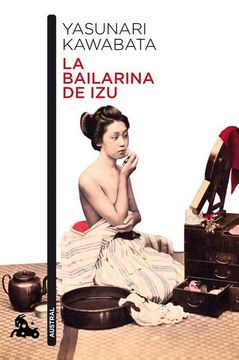 portada La Bailarina de izu