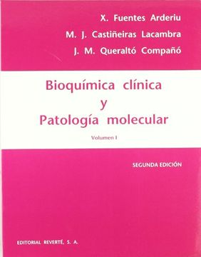 portada Bioquímica Clínica y Patología Molecular. I
