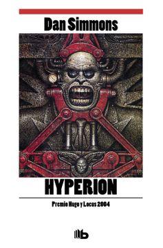 portada Hyperion (Los Cantos de Hyperion) [Idioma Inglés]