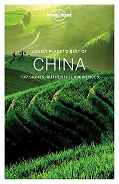 portada Lonely Planet Best Of China