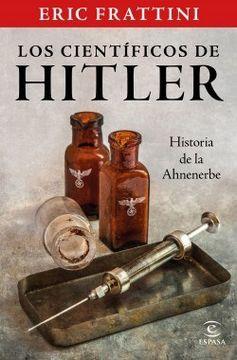 portada Los Cientificos de Hitler