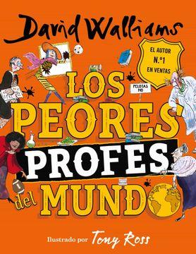 portada LOS PEORES PROFES DEL MUNDO