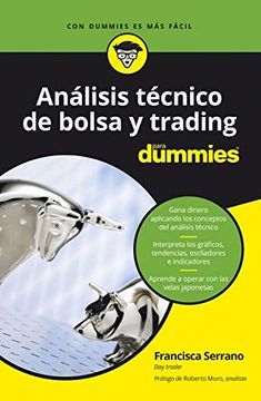 portada Análisis Técnico de Bolsa y Trading Para Dummies