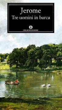 portada Tre uomini in barca (Oscar classici)