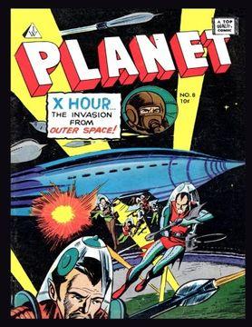 portada Planet Comics #8