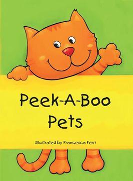 portada Peek-A-Boo Pets (libro en inglés)