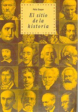portada El Sitio de la Historia