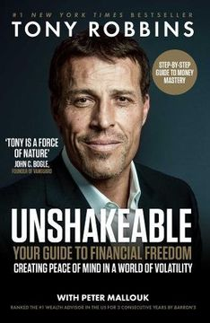 portada Unshakeable: Your Guide To Financial
