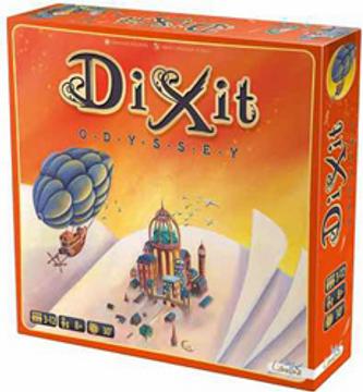 portada Dixit Odyssey