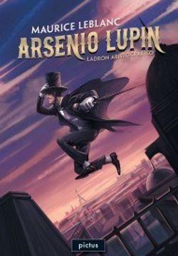 portada Arsenio Lupin Ladron Aristocratico