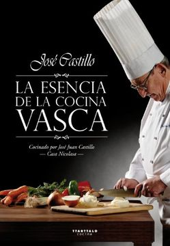 portada La Esencia de la Cocina Vasca