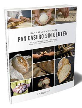 portada Pan Casero sin Gluten